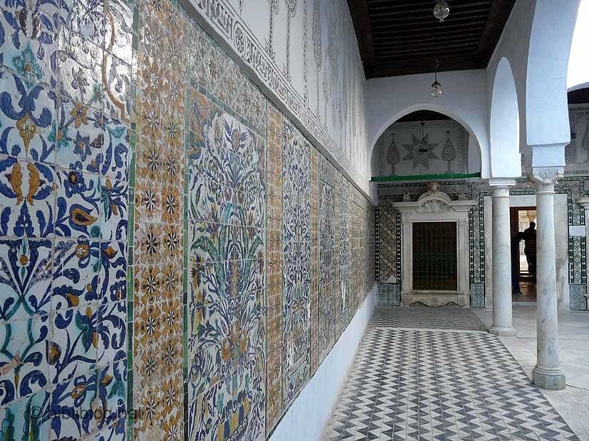 Kairouan-arabesque