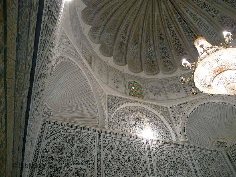 Kairouan-plafond