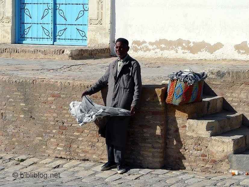 Tunisie-vendeur