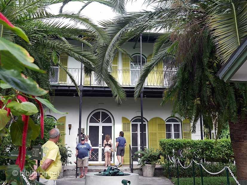 maison Hemingway Key West