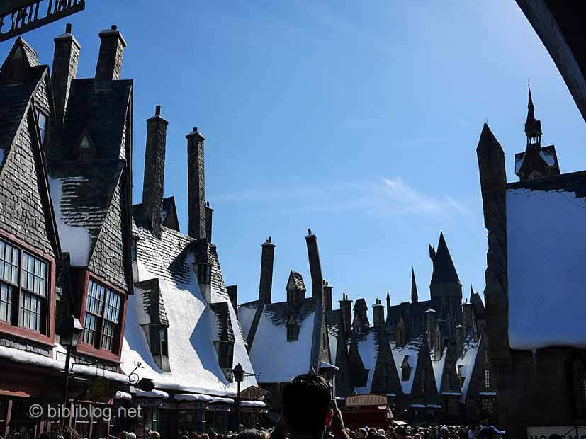 rues Orlando Harry Potter