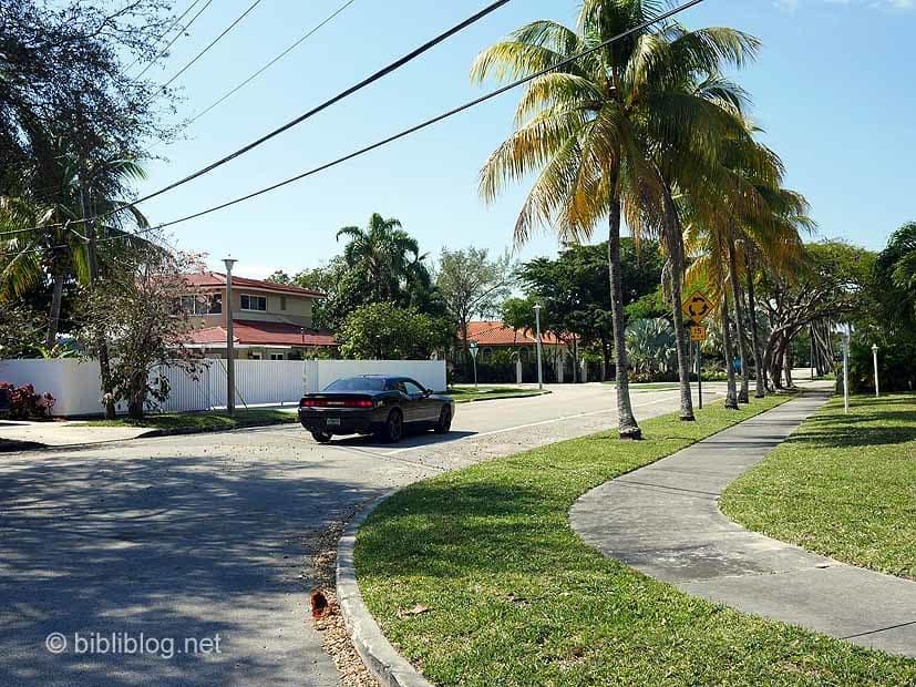 quartiers populaires Miami