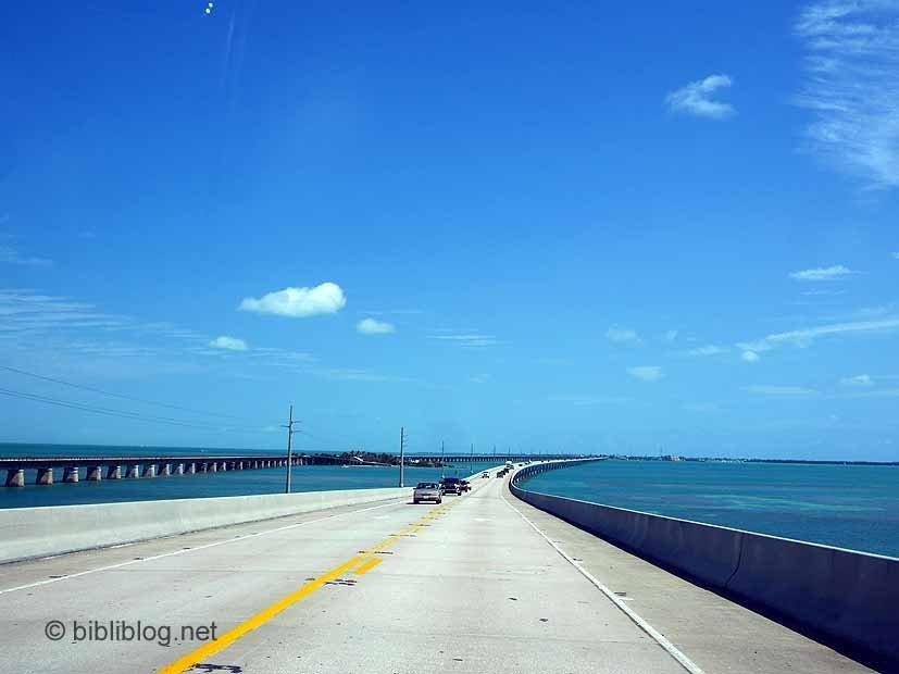 route Keys Floride