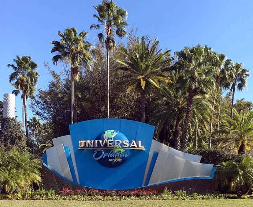 Orlando Universal Studio entrée