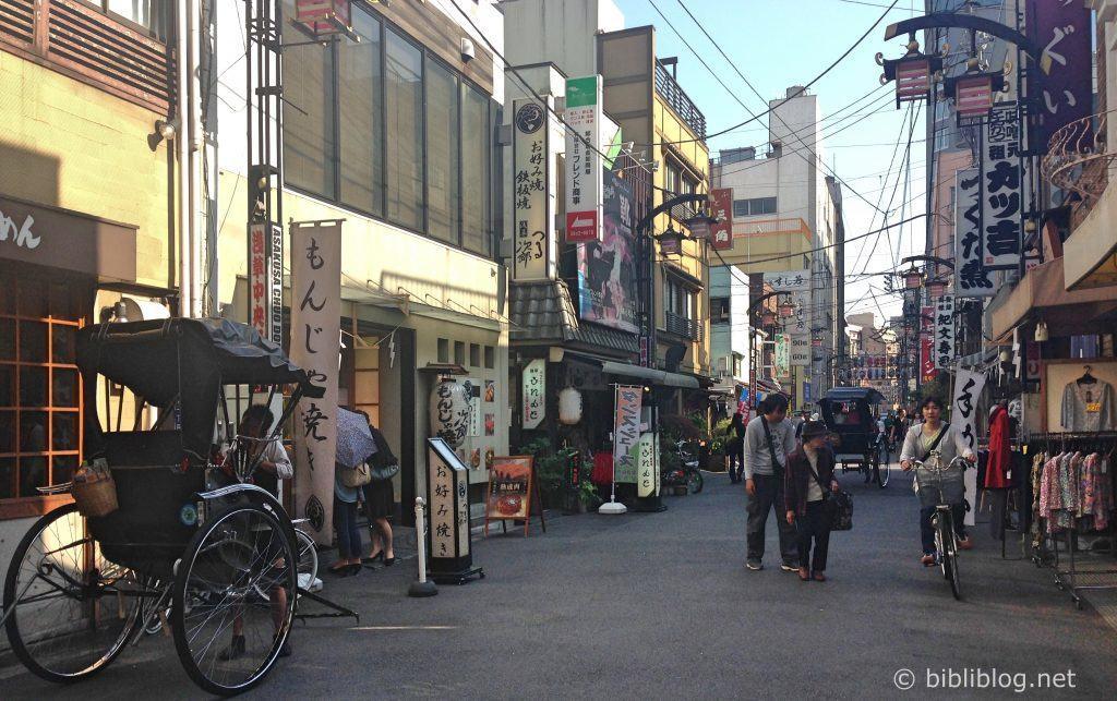 Asakusa-Tokyo-rue