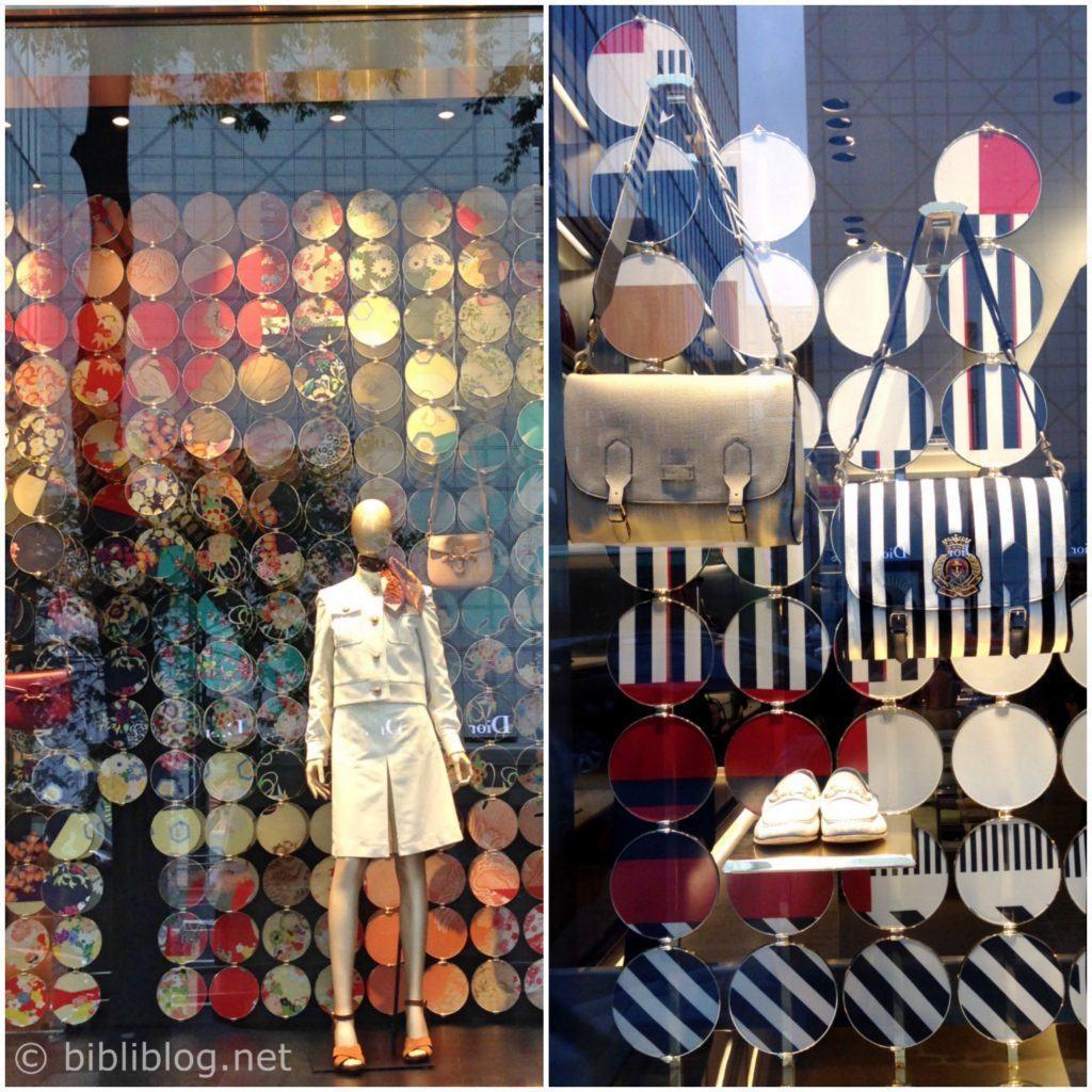 Ginza-Tokyo-vitrines