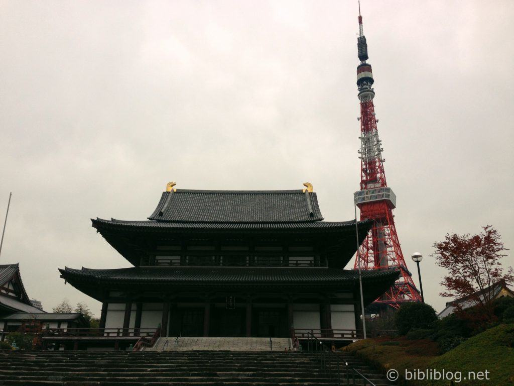 Zojo-ji-Tokyo