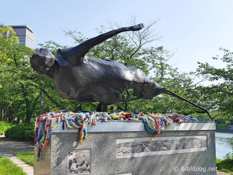 Hiroshima-sculpture