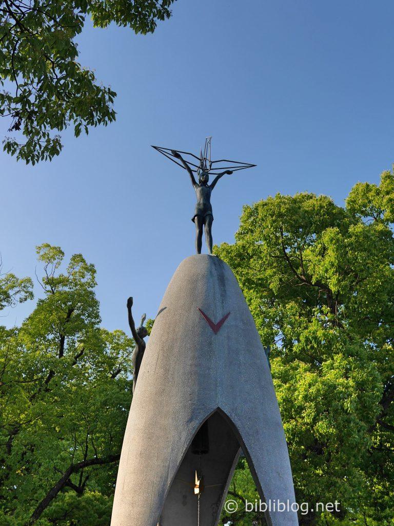 Hiroshima-monument-paix-enfants