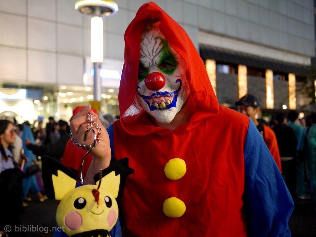 clown-pikachu