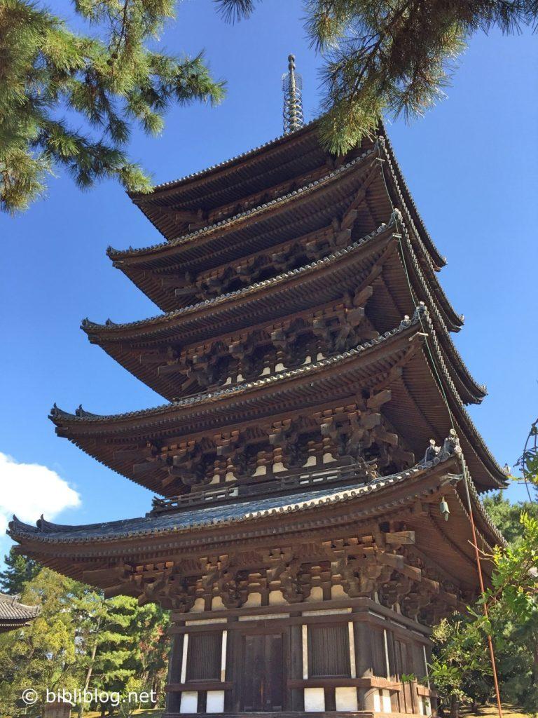 nara-japon-pagode