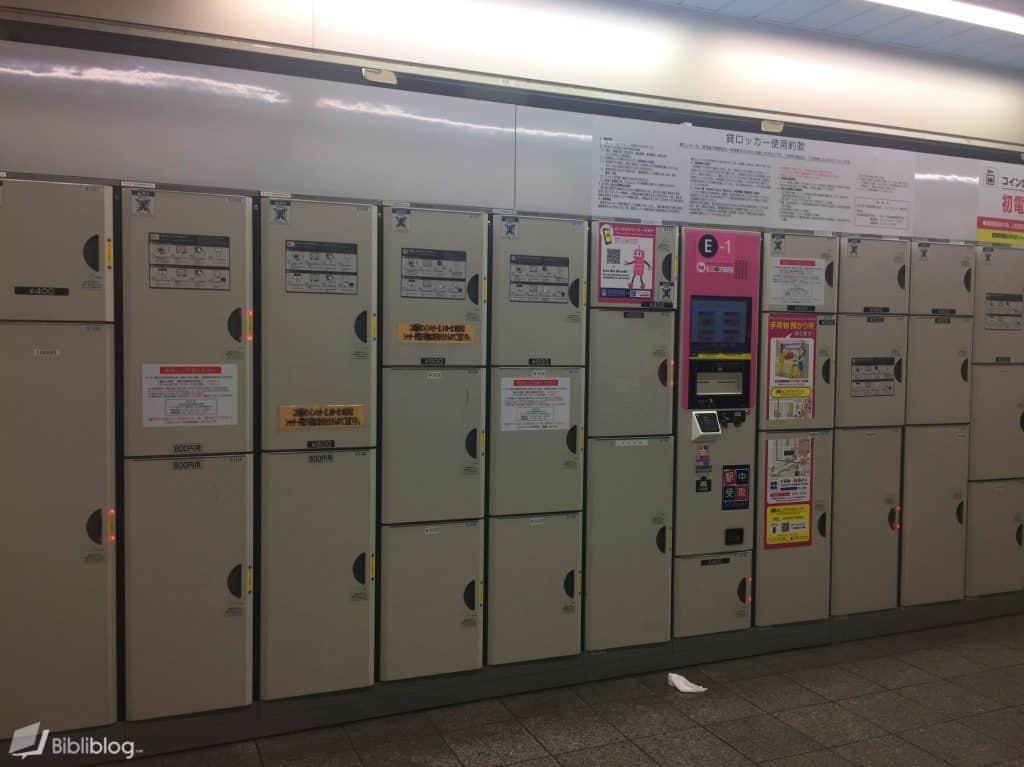 Lockers-tokyo-metro
