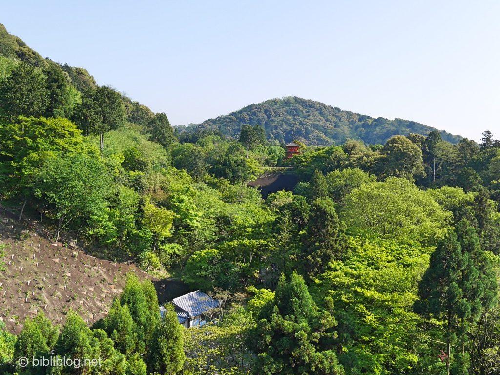 kiyomizu-montagne
