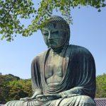 Représentation de Bouddha : daibutsu à Kamakura
