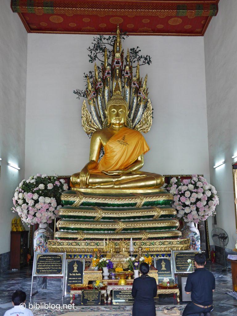 Bangkok Wat Pho Bouddha