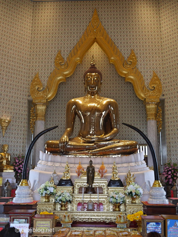 Bangkok Bouddha doré