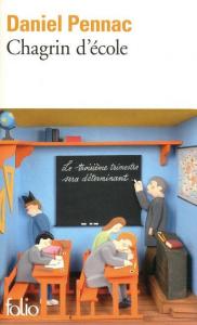 Chagrin d'école,de Daniel Pennac