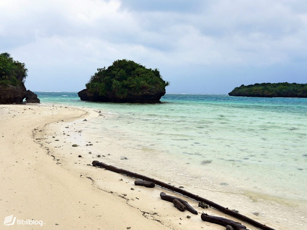 Kabira-plage