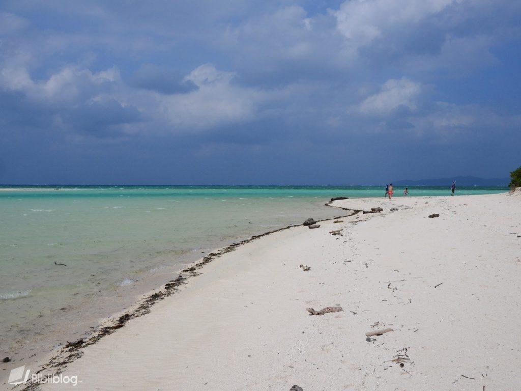 Taketomi plage