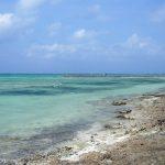 Taketomi plage de roche