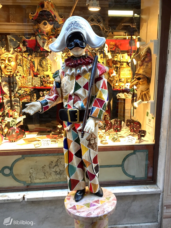 Venise Arlequin
