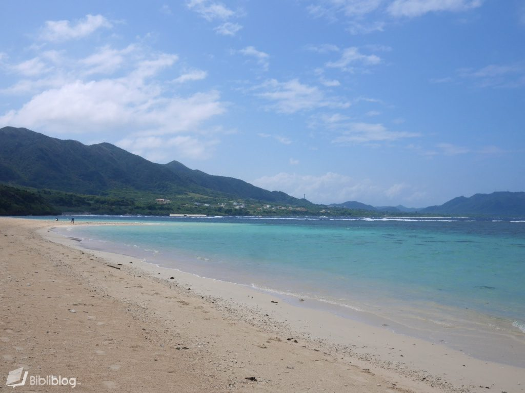 Yonehara beach, Ishigaki, Japon