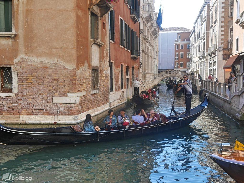 canaux Venise