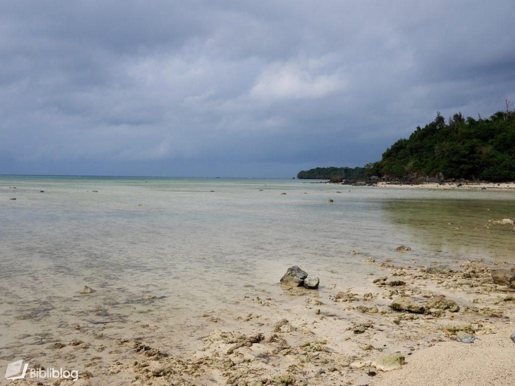 Ishigaki seaside plage