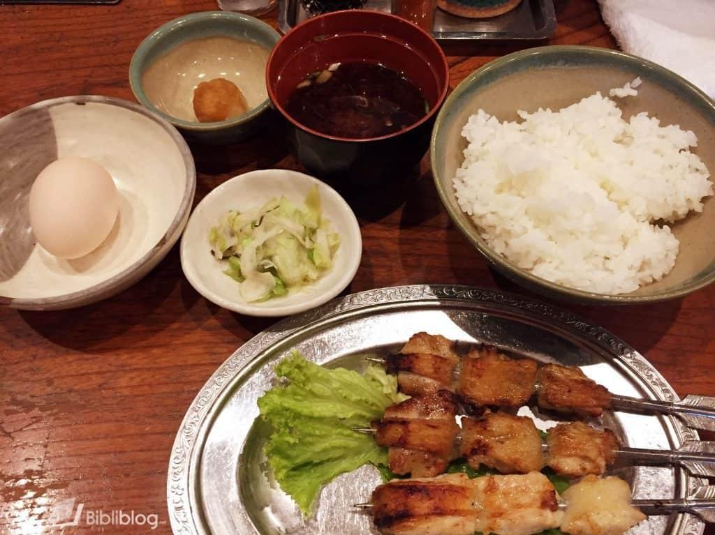 Restaurant Namioka : yakitori