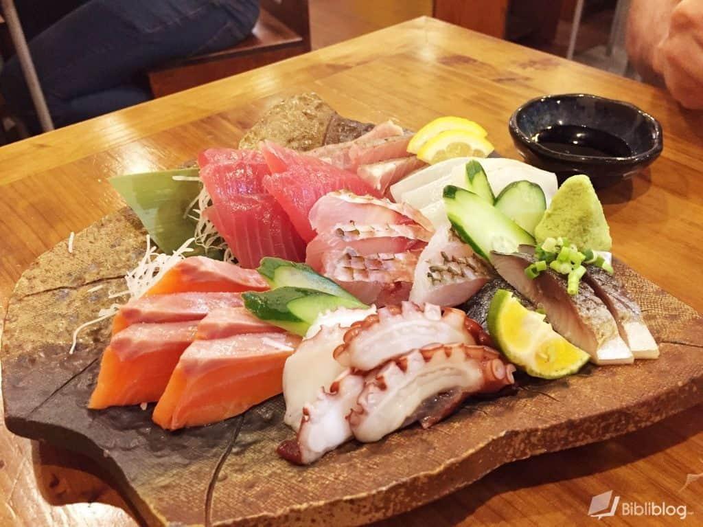 Sashimi-japon