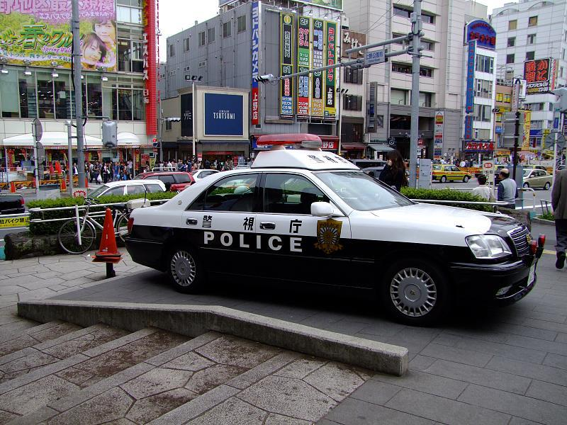 Police-japon