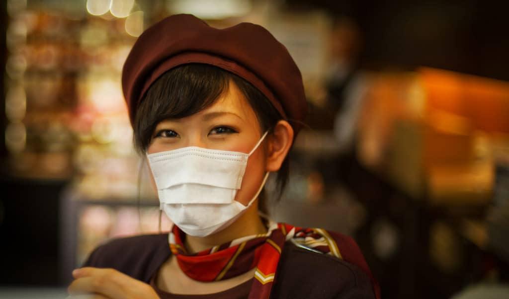 Masques Japon