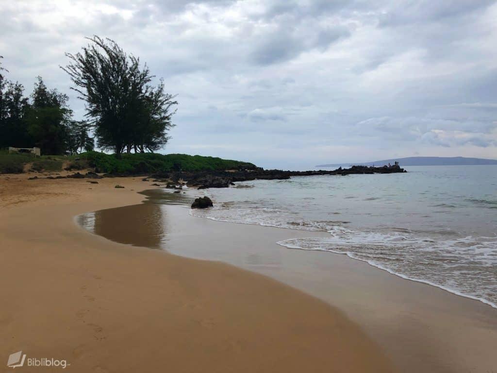 Maui-plage