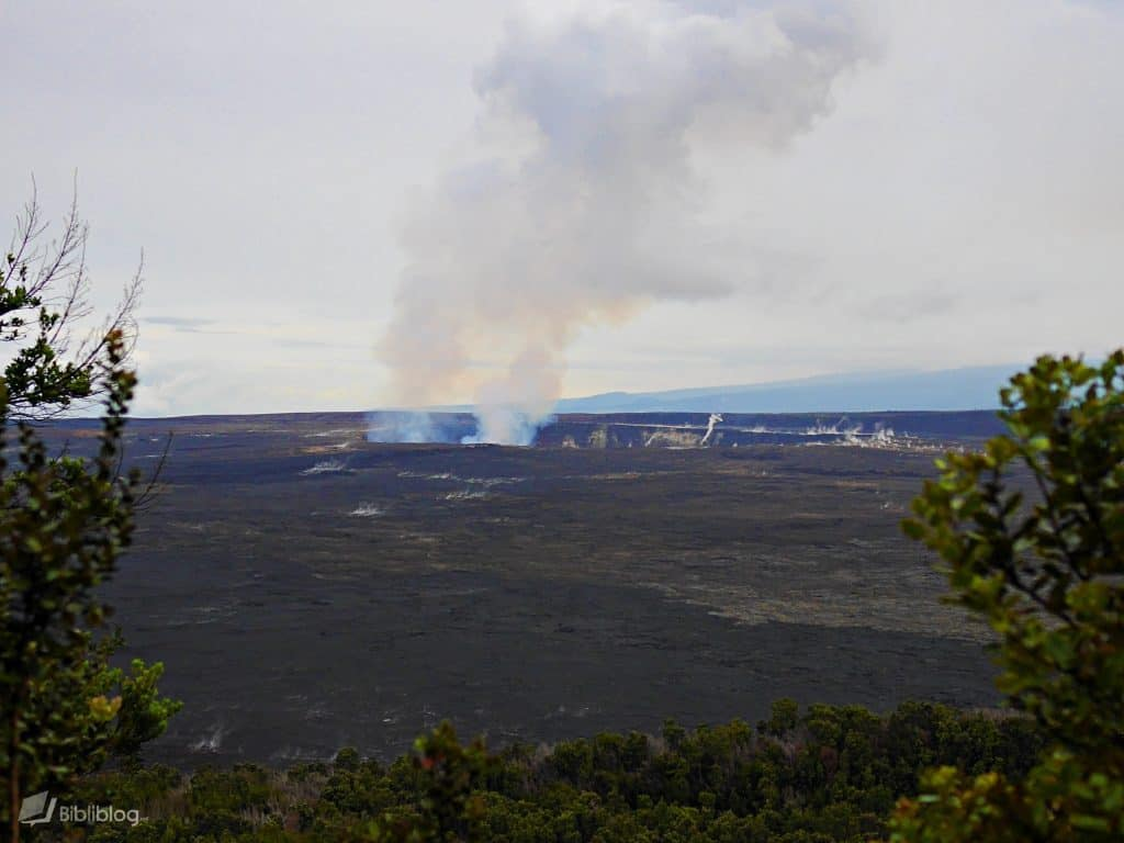 Parc naturel de Big Island, Hawaii