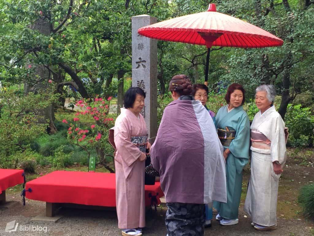 Kimonos-tokyo