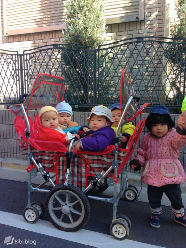Chariot-enfant-tokyo