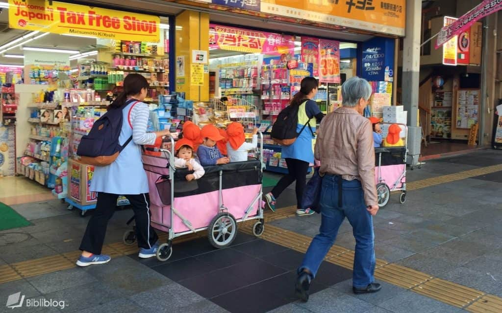 Tokyo-chariot-enfants