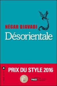 Désorientale, de Négar Djavadi
