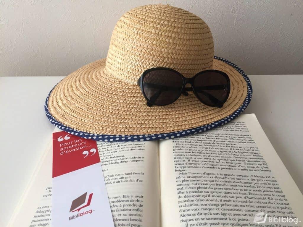 Que lire cet été ? Les suggestions de Bibliblog pour l'été 2018