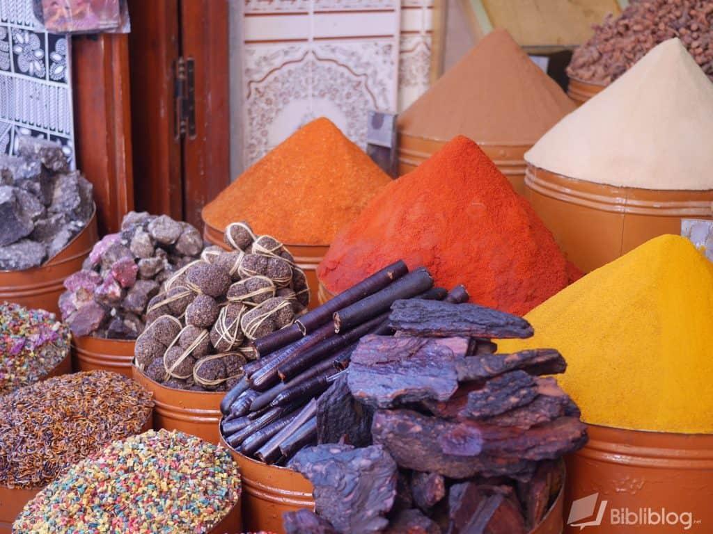 Epices Maroc