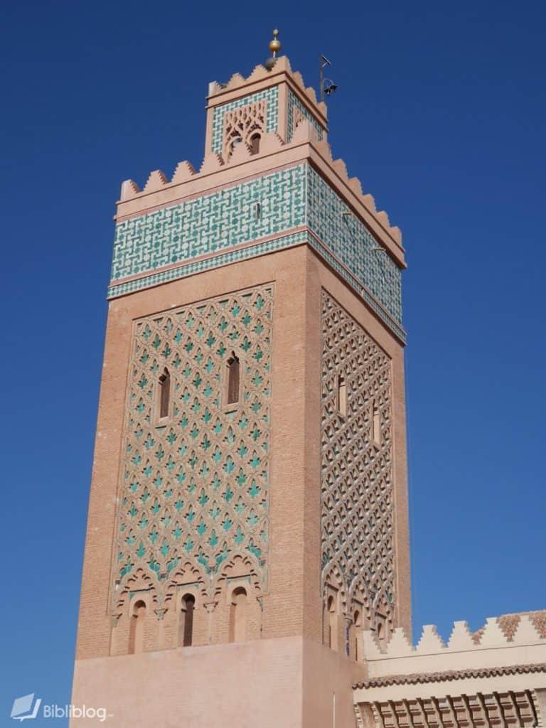 Mosquée Kasbah de Marrakech