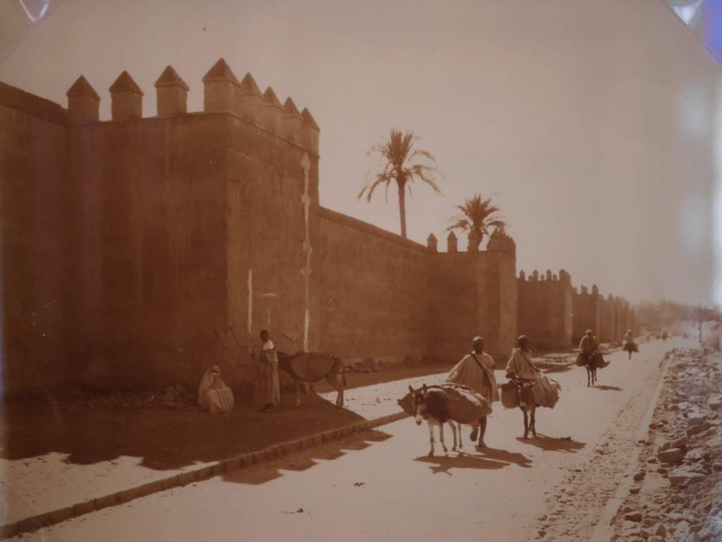 Marrakech maison de la photographie
