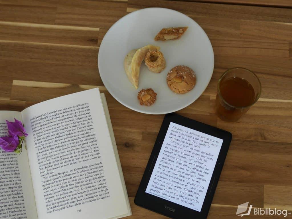 Liseuse ou livre papier ?