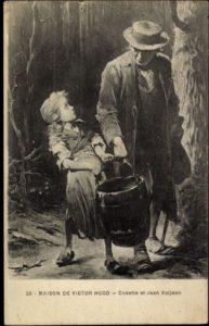 Les Misérables de Victor Hugo, Cosette