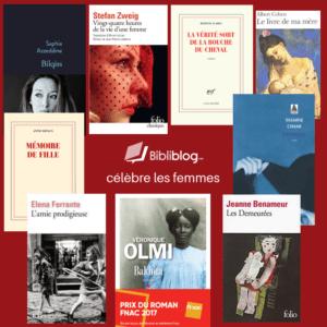 Journée des femmes littérature